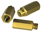 Jet extension brass
