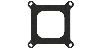 0861061 Gasket - Base, 4760/4150, open, 1.69""